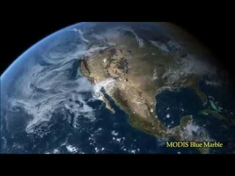Earth's Water Cycle  | NASA GSFC Space Earth Science Weather Video