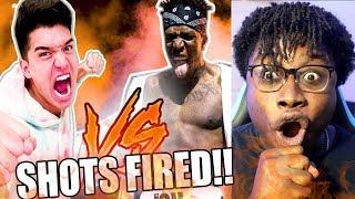 KSI & ALEX WASSABI SET UP A FIGHT!