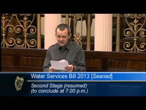 Government plans to privatise water in Ireland (Part 2)