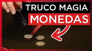 El famoso TRUCO de las 3 MONEDAS - Aprender magia GRATIS