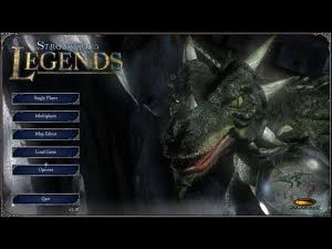 Como descargar e Instalar el Stronghold Legends Sin torrent 1 Link - Видео.