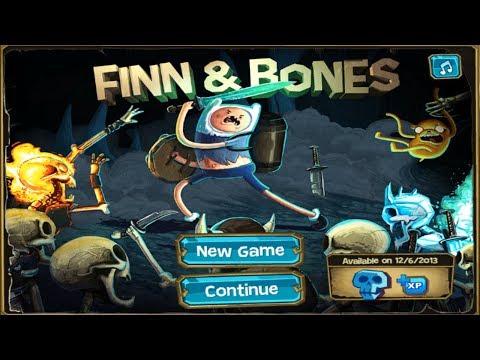 Finn & Bones : Ótimo Jogo Para Passa o Tempo / Gameplay