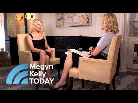 Pamela Anderson Opens Up About Her Friendship With WikiLeaks' Julian Assange | Megyn Kelly TODAY