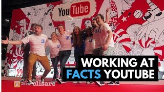 I Went To A YouTube Convention With Facts Channel