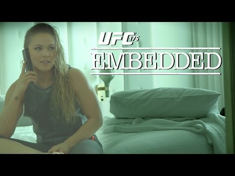 UFC 175 Embedded: Vlog Series - Episode 3