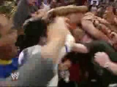 Brock Lesnar vs Eddie Guerrero No Way Out 2004 - 4 Video