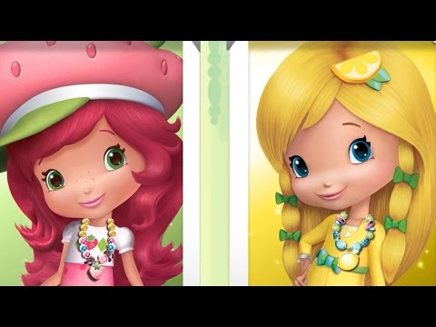 Strawberry Shortcake Pocket Lockets - Game App for Girls, iPad iPhone