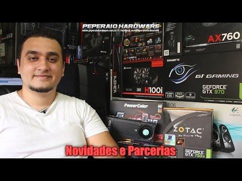 💬 Novidades e Parceria loja SaltComp Informática: Reviews e Sorteios - Peperaio Hardware