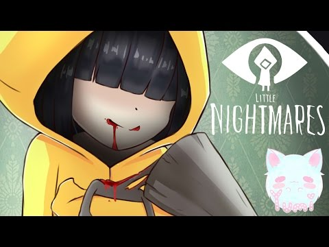 Speedpaint [ Little Nightmares Six ] Paint tool Sai