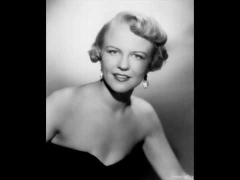 Peggy Lee - I Get A Kick Out Of You