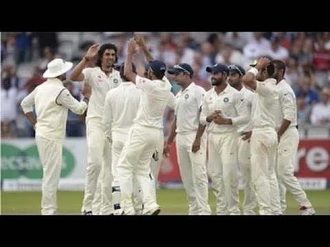 Ishant Sharma Seven Wickets in Lord and Indian Wins after 24 year 2014