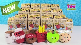 Scrumchums Foodie BFF Plush Blind Box Opening Series 1 Toy Review | PSToyReviews