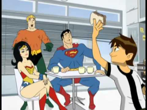 Mother Fuck  Camon (ben 10 Na Liga Da Justiça) video