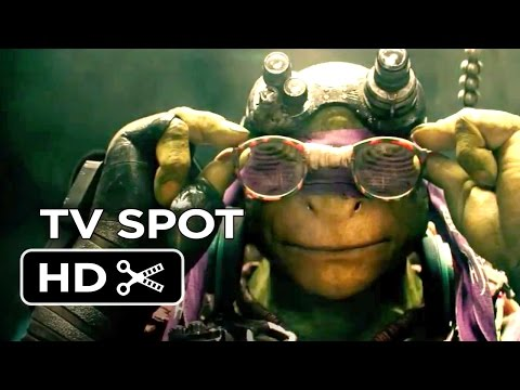 Teenage Mutant Ninja Turtles TV SPOT - Legends (2014) - Megan Fox, Will Arnett Movie HD