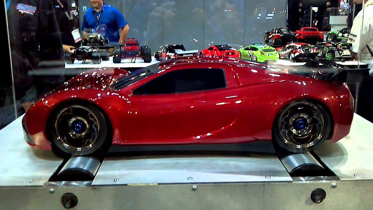 Traxxas Xo 1 100mph Super Car Hd Ready To Race Dyno