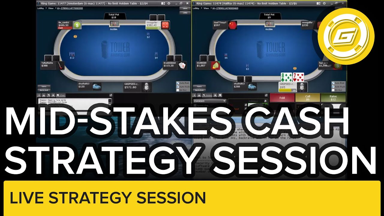 Poker 3 6 limit strategy