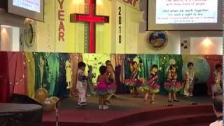 Changi Bethany School House Annual Day Concert #Singapore