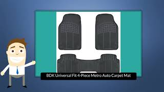 3 Best Car Floor Mats To Buy 2018 - Car Floor Mats Reviews