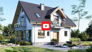 Wybrane projekty domów z kolekcji NEO