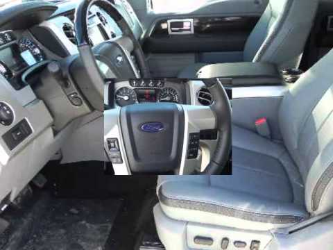 Gallery For 2012 Ford F 150 Platinum Interior