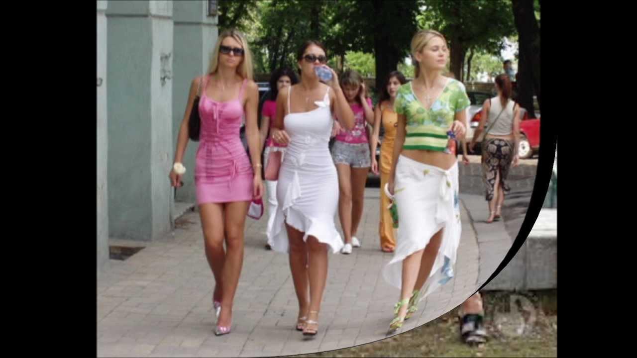 Секси женщины на улицах фото 18 фотография