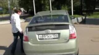 Тест-драйв: Toyota prius ll [СиДр] ч.1