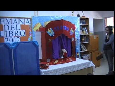 TEATRO INFANTIL DE MARIONETAS