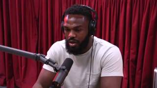 "Jon Jones - ""I would party one week before every fight..."""
