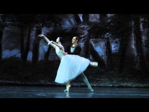N. Osipova, S. Polunin - Giselle(6) 24.07.15. Moscow