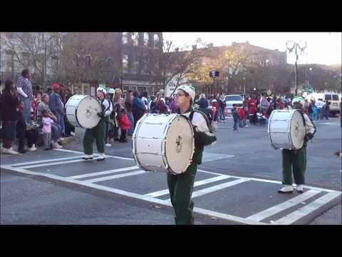 Aquinas High School Drum Corps 12-03-11