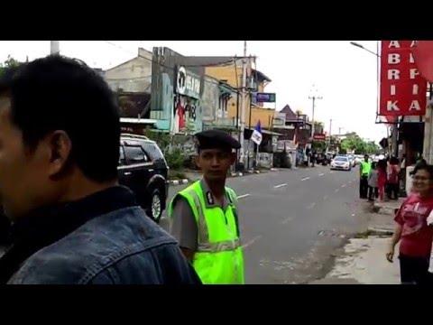 Heboh! Presiden Jokowi(Joko Widodo) ke Yogyakarta