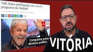 Lula já venceu a eleição de 2018