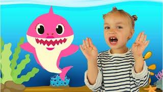 Best Nursery Rhymes Songs for Kids| Baby Shark| Head Shoulders Knees and Toes | Bingo and More