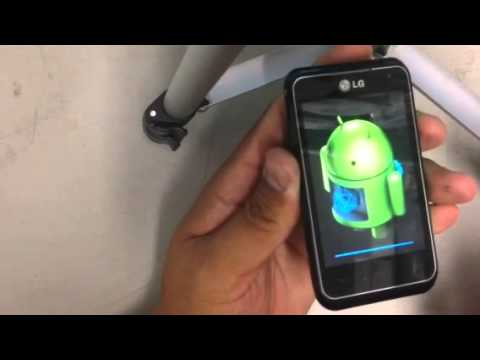 Forgot pattern password hard reset metro pcs LG motion 4g m770