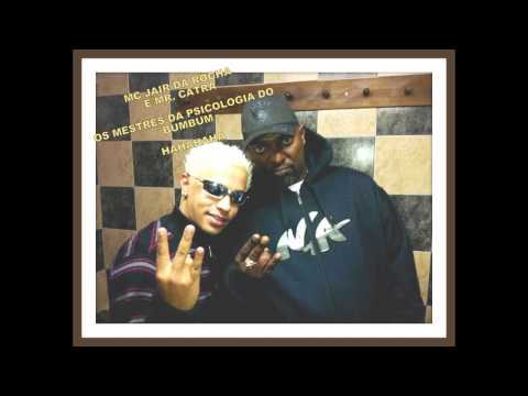 Mr Catra & Mc Jair Da Rocha - Psicologia Do BumBum -  (Dj Nene Remix) 2012