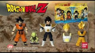 Dragon Ball - Pack evolución Dragon Ball y Figuras con dragón de Bandai
