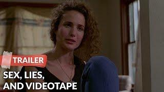 Sex, Lies, And Videotape 1989 Trailer   James Spader   Andie MacDowell