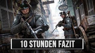 Battlefield 1 - 10 Stunden Multiplayer Fazit