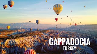 Cappadocia (Turkey): a travel documentary