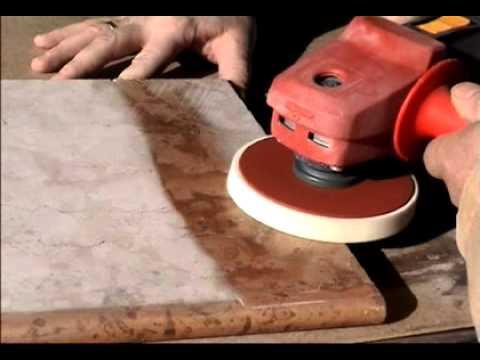 Come smacchiare il marmo