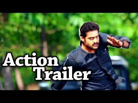 Rabhasa Movie Latest Action Trailer - Jr.Ntr, Samantha, Pranitha