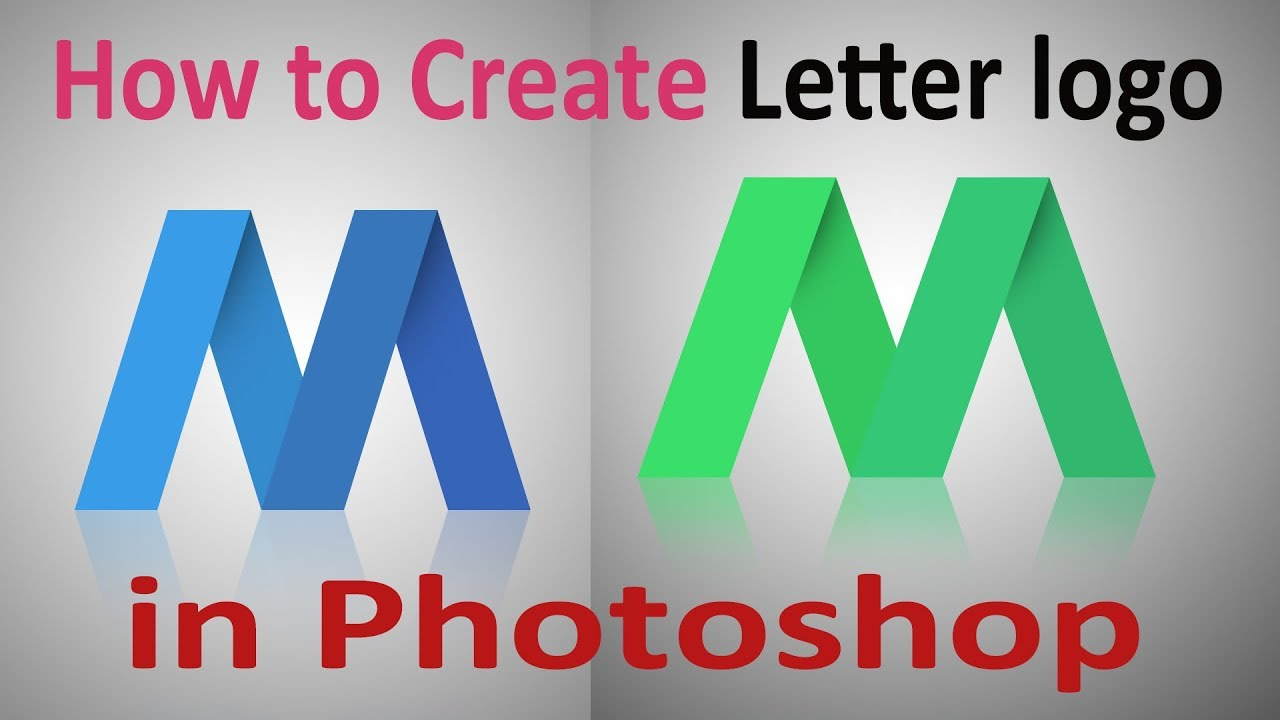 28 Photoshop Tutorials for Creating a Logo Design 2019