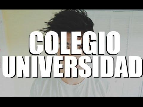 PERSONAS QUE JAMÁS OLVIDAREMOS: COLEGIO Y UNIVERSIDAD | Sebastián Villalobos