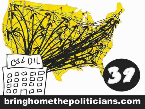 BP Gulf Oil Spill - eCongress In Under A Minute - Bring Home The Politicians
