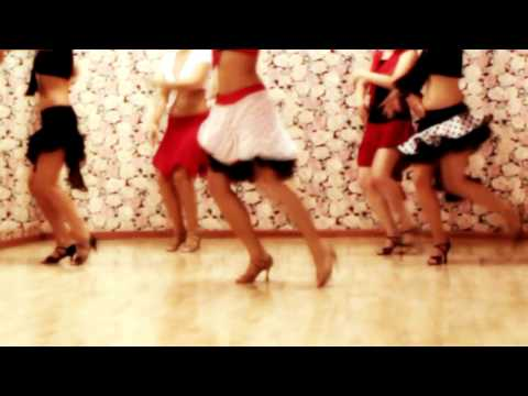 Сольная латина - Salsa Lady Style, Latin Fusion dance class, Gypsy Kings - Baila Me