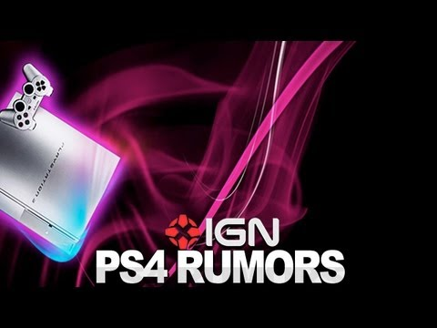 IGN News: Rumored PlayStation 4 Details