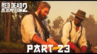 RED DEAD REDEMPTION 2 Walkthrough Gameplay Part 23 - Lenny (RDR2)