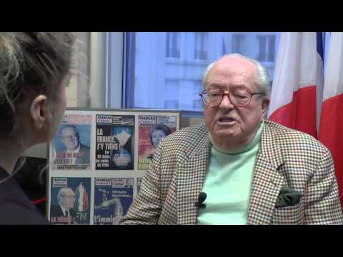 Journal de bord de Jean-Marie Le Pen n°387