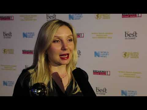 Yulia Trunova, director of sales and marketing, Rixos Bab Al Bahr