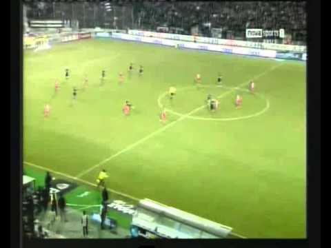 PAOK Olympiakos 2-1 13/3/2011 2011 Koutsianikoulis goal.